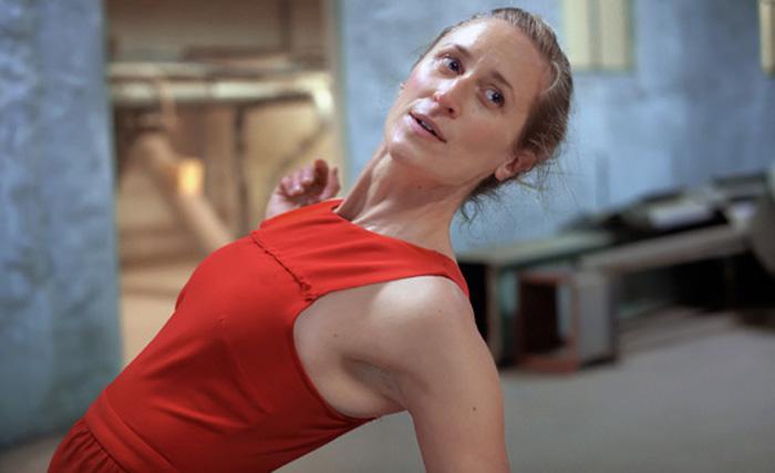 Anna Öberg får pris för Årets Dans