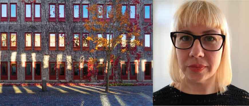 Eva Broberg blir verksamhetsutvecklare för Konsthuset