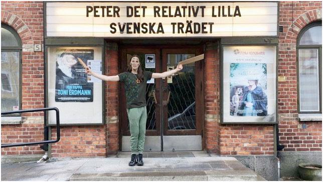 Robin Dingemans är i residens i Vänersborg