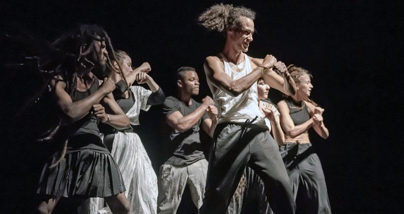Lisa Janbell coachar unga och koreograferar egna verk