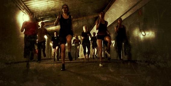 Anna Öberg koreograferar för Scenkonst Sörmland