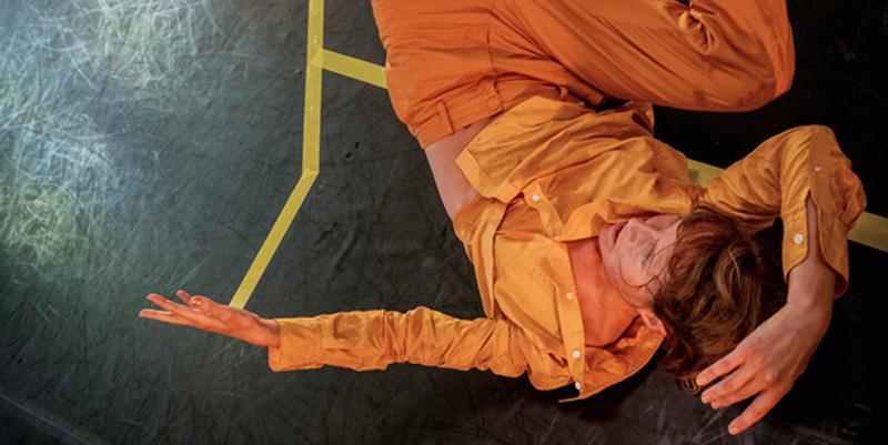 Anna Pehrsson har premiär på Dansens Hus i februari